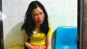 大陸女子遭公婆施爆,離奇暴斃亡。(圖/翻攝自澎湃新聞)