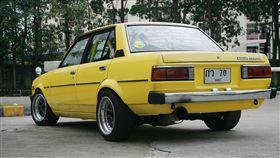 有一台老車叫Corolla KE70 搭載征戰沙場的3S-GTE 車訊網/
