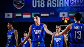 U18亞青中華男籃(圖/取自FIBA官網)