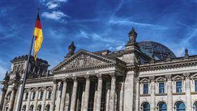 -德國國會大廈-(圖/pixabay)