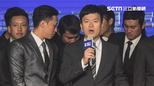 中華職棒年度頒獎典禮LAMIGO劉玠廷 圖/記者林敬旻攝