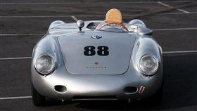 Porsche 550A Spyder。(圖/翻攝rmsothebys網站)