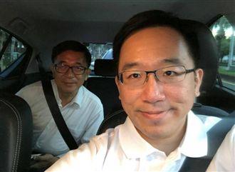 扁說公投救台!陳致中:不能維持現狀