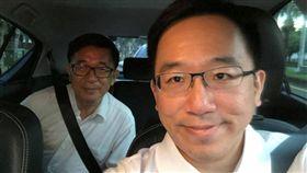 陳致中感性PO文談阿扁 「我的父親有人喜歡,有人討厭…」(圖/翻攝自陳致中臉書)
