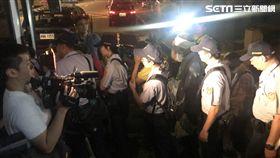 台北,萬華,警政署,麻將協會,賭博,賭客,籌碼(圖/翻攝畫面)