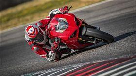 Ducati最新V4頂級仿賽車。(圖/翻攝Ducati網站)