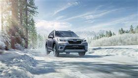 Subaru All-New Forester。(圖/Subaru提供)