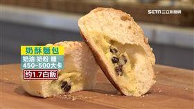 麵包熱量高! 奶酥.菠蘿.牛角