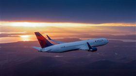 美國達美航空 圖翻攝自Delta Air Lines臉書
