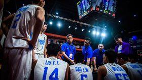 U18亞青中華隊無緣8強(圖/取自FIBA官網)