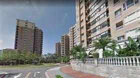 誇張!被叫「鬼城」還開7字頭 房仲:恐怕不好賣、水公園(圖/翻攝自Google Map)
