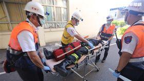 台北市消防局,火災,模擬,訓練,應變強化,三總,護理之家
