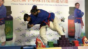 克拉術正式被列為亞運競賽項目。(圖/記者劉忠杰攝影)