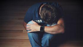 憂鬱,失望,難過,失落,沮喪,想死,痛苦,圖/翻攝自Pixabay