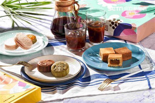 中秋節,禮盒,星巴克,星冰樂,Häagen-Dazs,冰淇淋,月餅