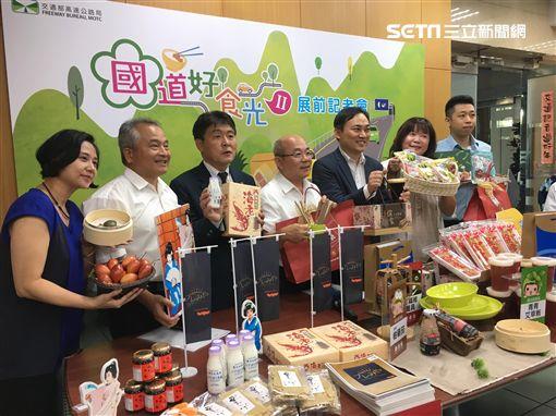 2018台灣美食展,吳木富,高公局,/記者蕭筠攝影