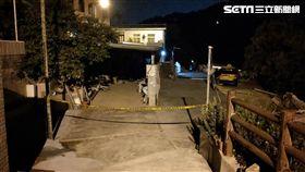 黃、李2名計程車司機相約燒炭自殺身亡(翻攝畫面)