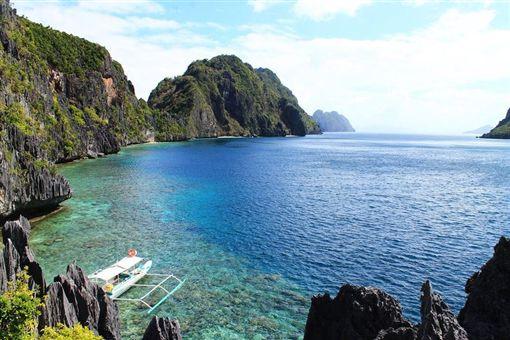 不諳水性!1名中國遊客菲律賓跳島 在艾尼島水域溺斃(艾尼島/翻攝自Pixabay)