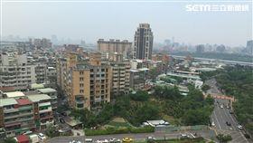 板橋昇陽寓見向外拍。(圖/記者蔡佩蓉攝影)