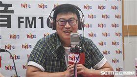 民進黨台北市長候選人姚文智接受周玉蔻專訪。 (圖/記者林敬旻攝)
