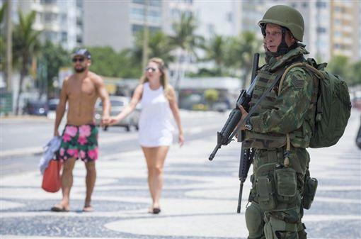 年死63880人 巴西謀殺率創紀錄 巴西,謀殺,死亡,強姦,警察暴力 翻攝自推特