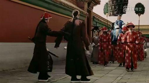 延禧攻略(圖/翻攝自微博)