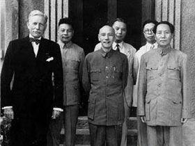 蔣中正 毛澤東