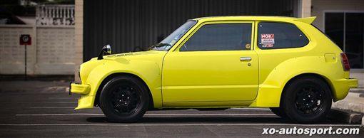 泰懷念阿公的Civic SB1 打造 Mugen MS-II賽車式樣圖/車訊網