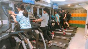 美力健身房,健身,健身器材,運動,跑步,跑步機,減肥(圖/翻攝自美力健身臉書)https://www.facebook.com/merrygymtaichung