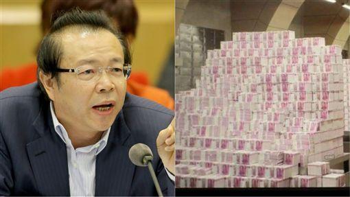 人民幣,北京,華融,賴小民,金融,貪汙,財經,大陸,官員 圖/翻攝自微博