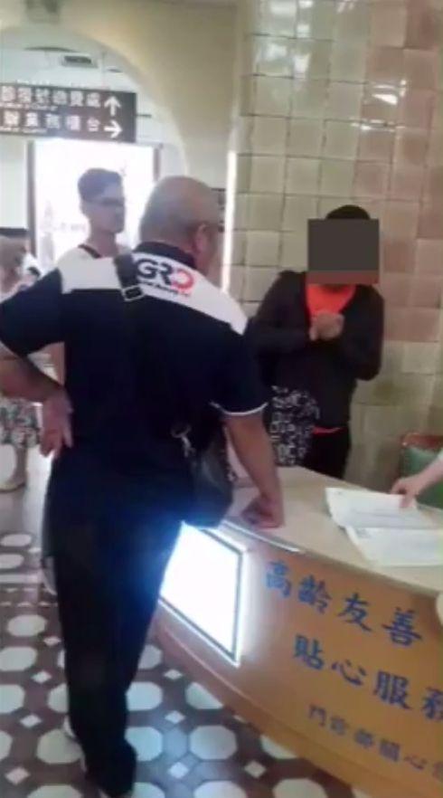 台北,內湖,怪男,周昆益,強制就醫。翻攝畫面