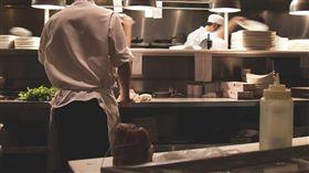 餐飲業,廚師,廚房 示意圖/Pixabay