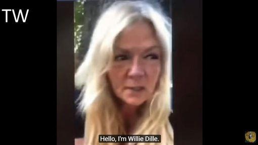 荷蘭女議員迪爾(Willie Dille)自殺身亡(圖/翻攝自YouTube)