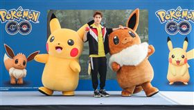 資深玩家王子現身Pokémon GO在台首度社群日見面會。(圖/The Pokémon Company提供)