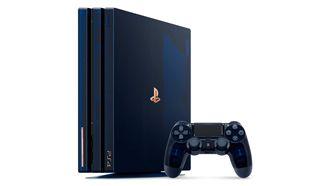 PS賣破5億PS4 Pro推紀念版