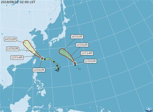 颱風0812