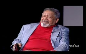 英諾貝爾文學獎得主奈波爾辭世 享壽85歲(圖/翻攝自tehelkatv YouTube)
