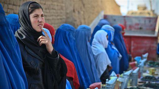 阿富汗,中東, 示意圖/Pixabay