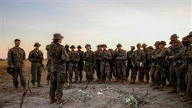 年僅24歲!美軍海陸史上首位女排長 美軍,海軍陸戰隊,步兵排,女性,歷史 翻攝自推特