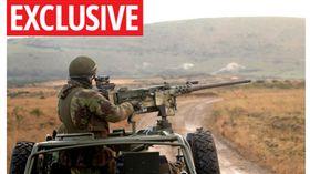 重機槍當狙擊槍 英SAS一槍擊斃2.4公里外IS(圖/翻攝自每日星報)