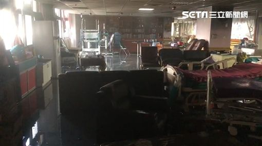 台北醫院內部 圖/翻攝