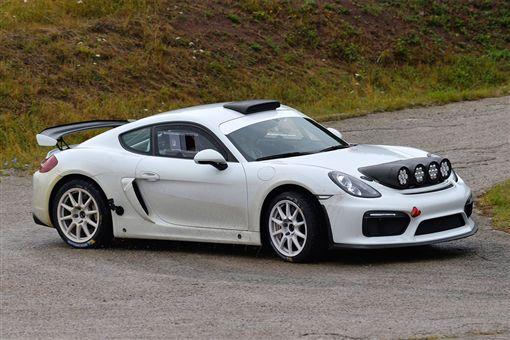 Cayman R-GT。(圖/翻攝Porsche網站)