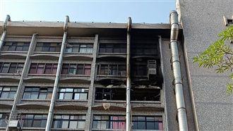 台北醫院惡火釀13死 今辦頭七法會