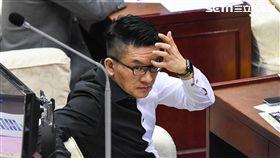 台北市議員童仲彥。 (圖/記者林敬旻攝)