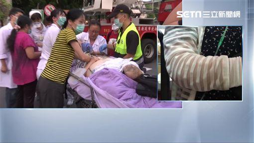 分秒必爭!護理師跨坐病患上 接力CPR呼喚:阿嬤、阿嬤