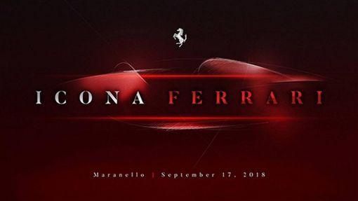 Ferrari 812 Monza邀請函。(圖/翻攝motorbox網站)