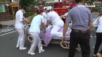 台北醫院惡火再添3死 增至12死