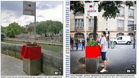 法國,巴黎,小便斗,廁所,塞納河(圖/翻攝自Dailymail)