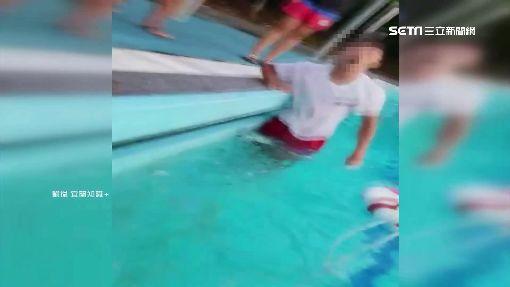 被學生跳水踩頭 教練:不然要怎樣