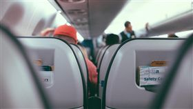 飛機,航空,機艙/翻攝自Pixabay